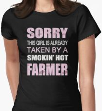 Sorry this girl is already taken by a smokin hot farmer T-Shirt