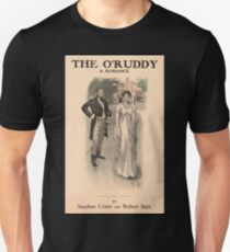 Artist Posters The O'Ruddy a romance by Stephen Crane and Robert Barr 1038 Unisex T-Shirt