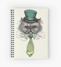 Not Your Average Cat Spiral Notebook