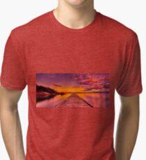"""""""Freycinet Dawn"""" Tri-blend T-Shirt"""