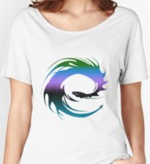 Colorful Dragon - Eragon Women's Relaxed Fit T-Shirt