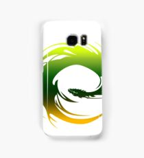 Green Dragon - Eragon Samsung Galaxy Case/Skin