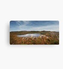 Blea Tarn Eskdale Cumbria Canvas Print