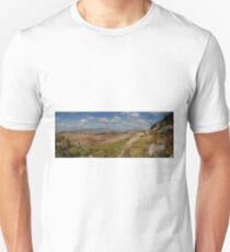 Birker Fell  - Eskdale Lake district cumbria.  Unisex T-Shirt
