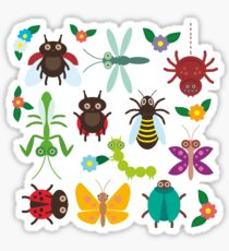 Insects Sticker