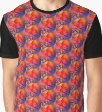 Colours in my Garden Graphic T-Shirt