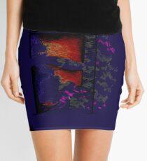 The Gate  Mini Skirt