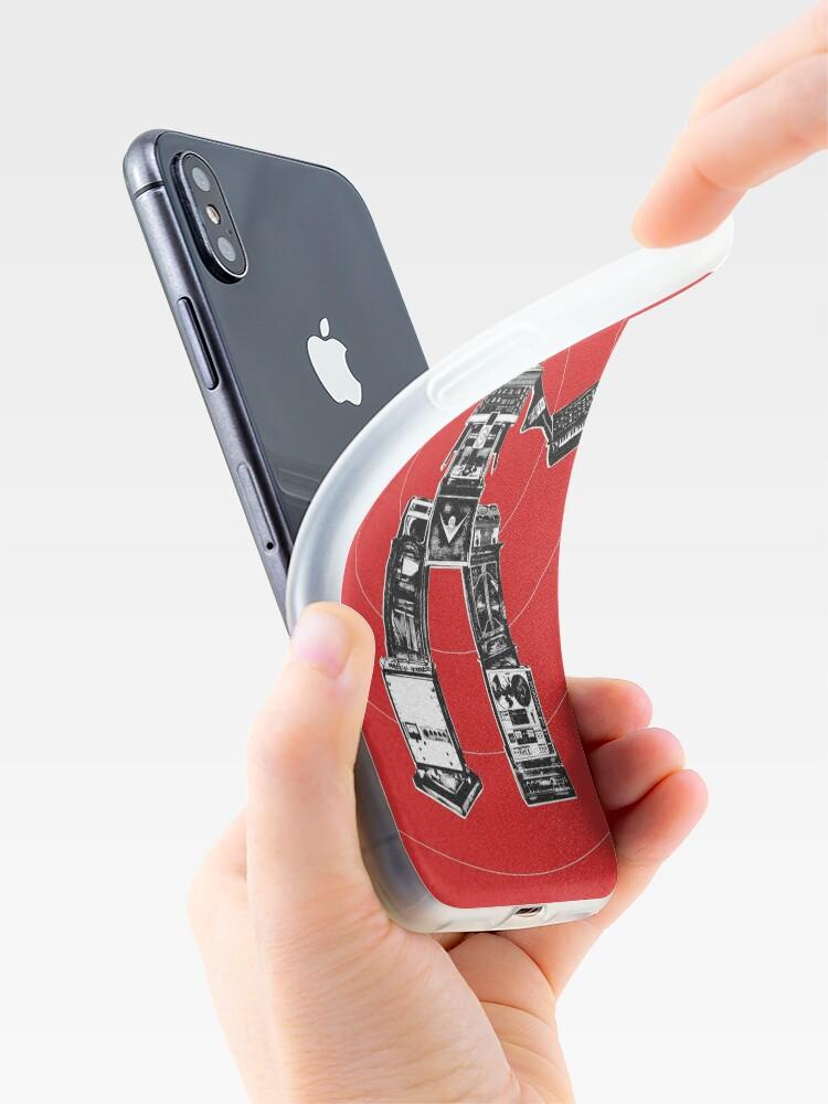 Alternate view of Music Machine iPhone Case & Cover