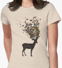Wild Nature Women's Fitted T-Shirt