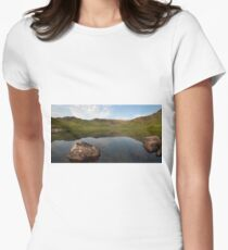 Tranquil Waters Women's Fitted T-Shirt