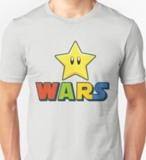 Mario Star Wars Unisex T-Shirt