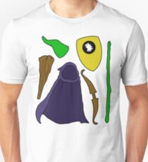 Dungeons & Dragons: The Weapons T-Shirt