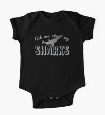 Ask me about my SHARKS Kids Clothes