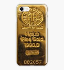 Switzerland Fine Gold iPhone Case/Skin