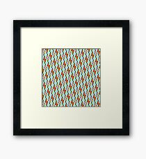 Get Struck Framed Print