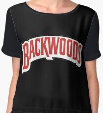 Backwoods Women's Chiffon Top