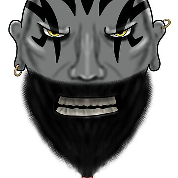 Grog - Critical Role Goliath Barbarian by RagDesigns