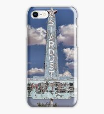 Stardust Motel Sign iPhone Case/Skin