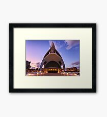 Valencia, Spain Framed Print