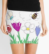 Spring time Mini Skirt