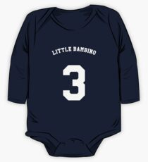 Little Bambino One Piece - Long Sleeve