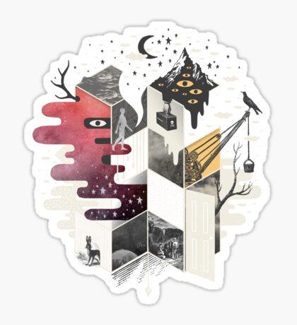 Jung at Heart Sticker