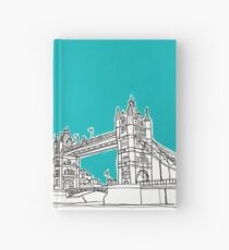 Tower Bridge ( London ) Hardcover Journal