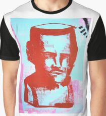 red bust Graphic T-Shirt