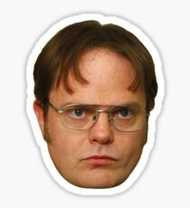 Rainn Wilson Sticker