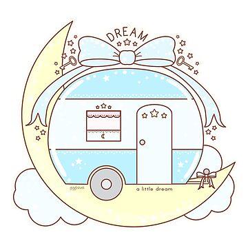 Dream Vintage Camper Trailer by gigglish