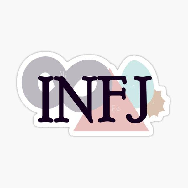 MBTI Type: INFJ Sticker
