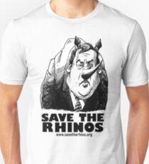 Save the Rinos (Chris Christie) T-Shirt