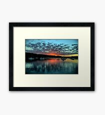 Masters Paint Brush - Newport - Sydney Beaches - The HDR Experience Framed Print