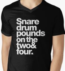 Prince - Snare Drums Pound on the Two & Four T-Shirt
