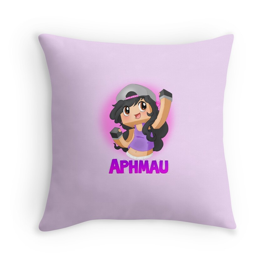 Quot Aphmau Limited Edition Products Quot Throw Pillows By