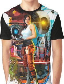 Portal 2 Graphic T-Shirt