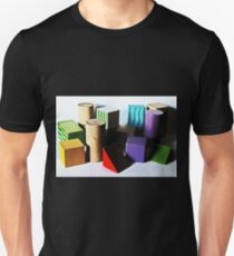 All Shapes, Colours and Sizes Unisex T-Shirt