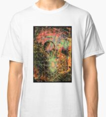 Sci-Fi Abstraction Classic T-Shirt