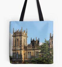 Highclere Castle (Downton Abbey) Tote Bag