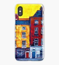 5 Houses, Dublin iPhone Case/Skin