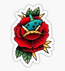 Ocarina Blume Sticker