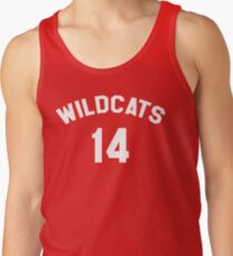 High School Musical: Wildcats Tank Top