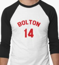 High School Musical: Bolton Jersey Red T-Shirt