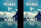 Roam II by Beth Thompson