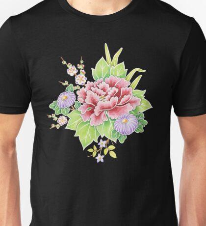 Kimono Bouquet Chintz T-Shirt