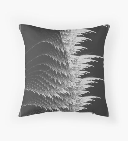 WINGS-CATCHING A GLIMPSE Throw Pillow