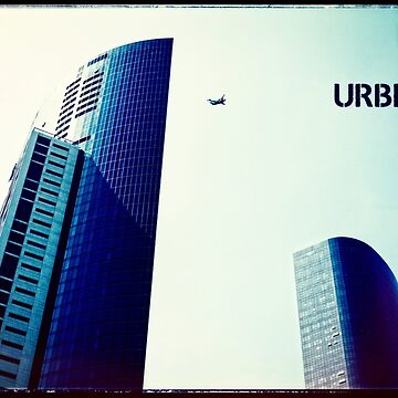 URBIA - Two Towers by raevan