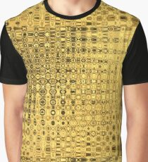gold barock luxus baroque luxury noble Graphic T-Shirt