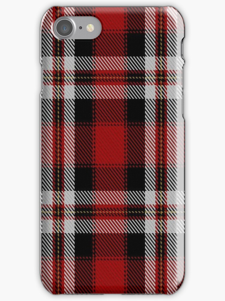 00767 Barbecue Plaid Tartan  by Detnecs2013