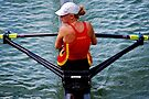 Lady Rower by Laurie Minor